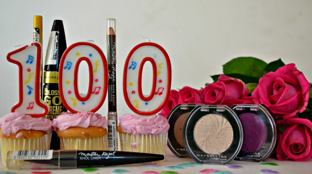maybelline 100