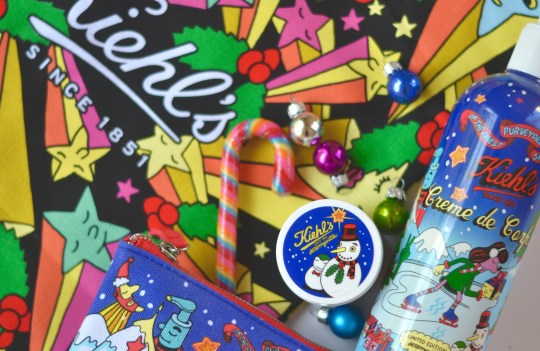 Kiehl's x Jeremyville Holiday Collection!