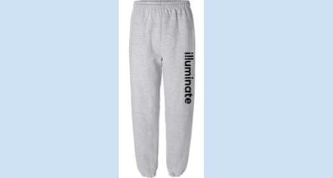 illuminate sweatpants