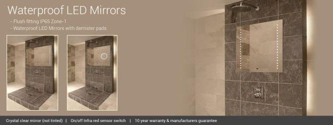 Bathroom Mirror Zones bathroom mirror zones - bathroom design