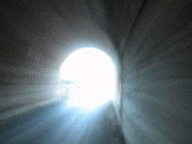 Near-Death Tunnel