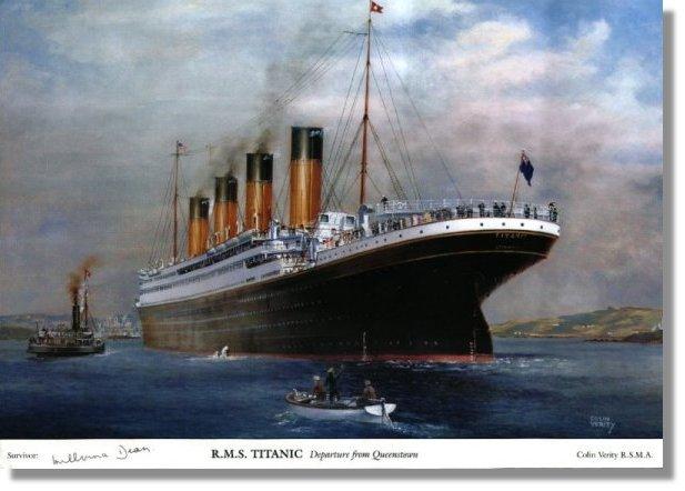 R.M.S. Titanic