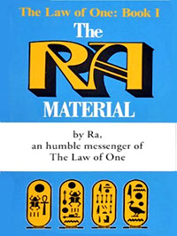 Law Of One - The Ra Material Book Cover