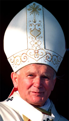 The Pope Worships Nimrod