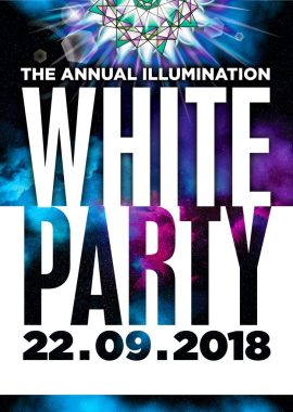 The Annual Illumination White Party 22 September 2018