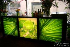 Lightbox Bar