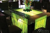 Seated Lightbox Table