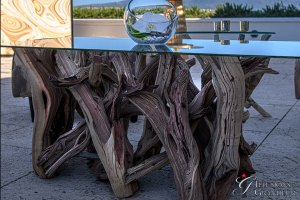 "Driftwood Coffee Table 24""x36""x18""h"