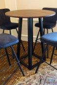 Walnut Bar Table