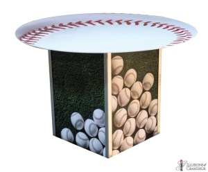 Baseball Dining Tables