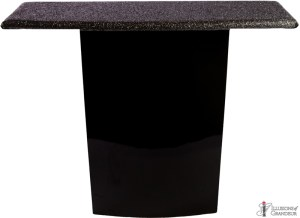Black Acrylic Cocktail Tables