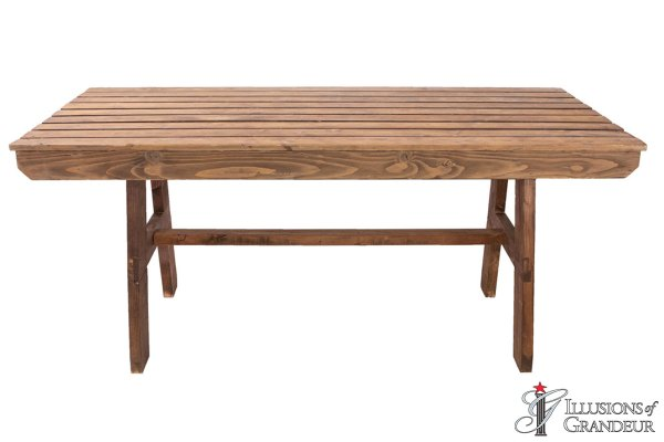 Market Dining Tables Six-Foot