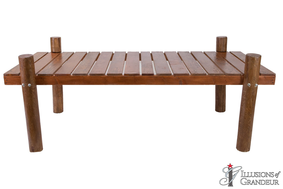 Natural Pier Dining Tables