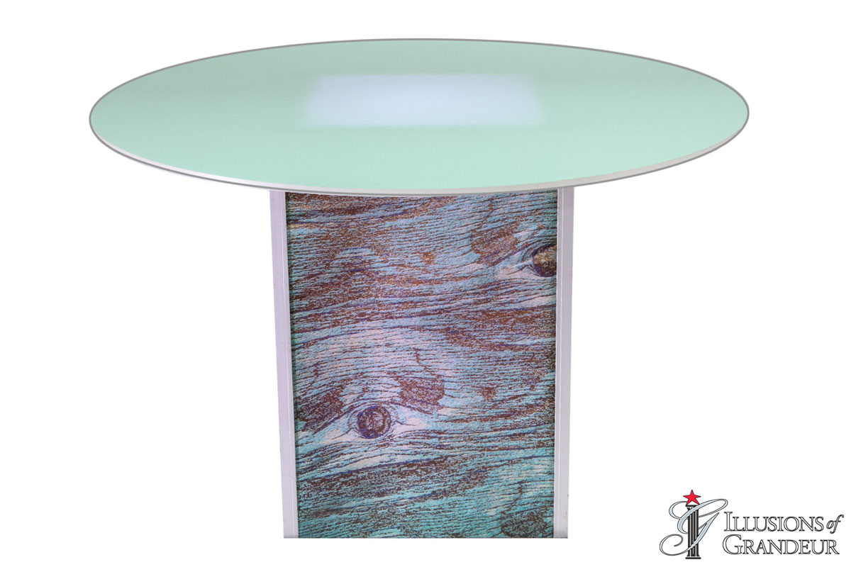 Blue Cypress Dining Tables