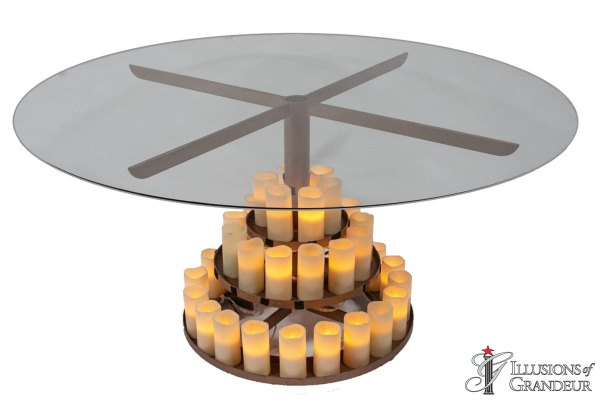 Candle Dining Tables