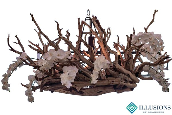 Driftwood Chandeliers