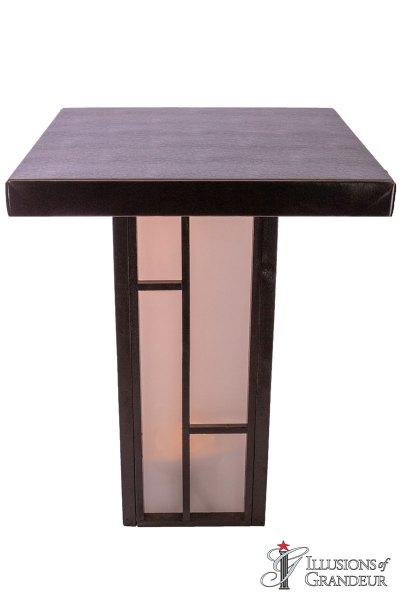 Illuminated Shoji Cocktail Tables