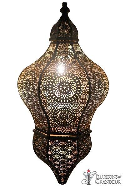 Moroccan Carmen Lanterns