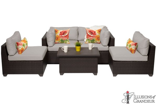 Wicker Belle Patio Furniture