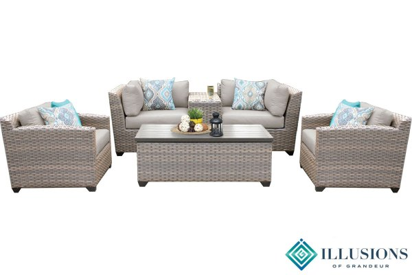 Wicker Florence Patio Furniture