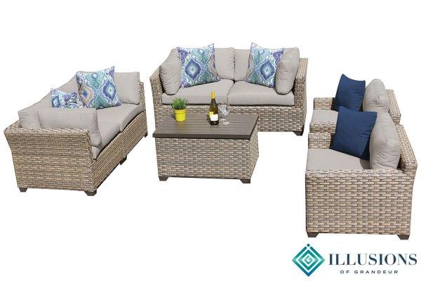 Wicker Monterey Patio Furniture