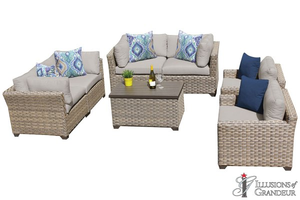 Wicker Monterey Patio Furniture