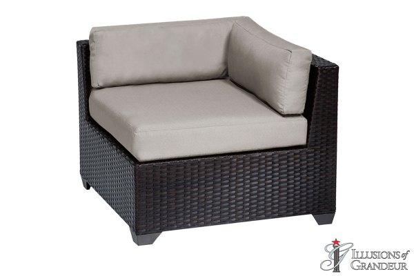 Wicker Belle Corner Sofas