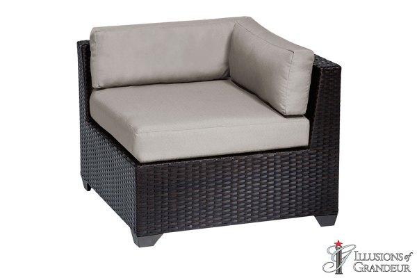 Wicker Belle Corner Sofas