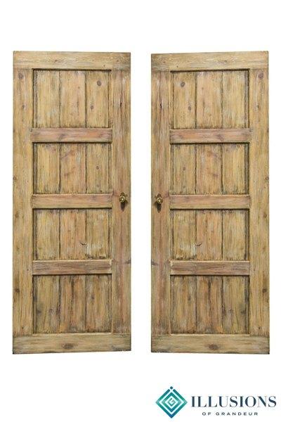 Vintage Door Entrance