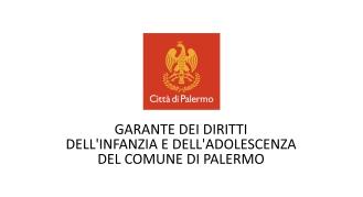 Garante dell'Infanzia e dell'Adolescenza - Comune di Palermo