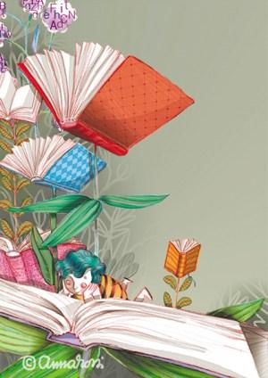 Librerie in fiore