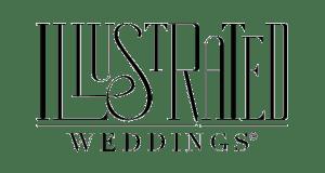 Illustrated Weddings logo