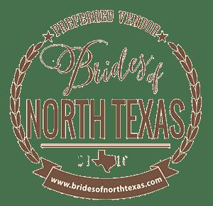 Brides of North Texas Preferred Vendor Badge