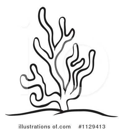 royalty free rf coral clipart illustration by colematt stock