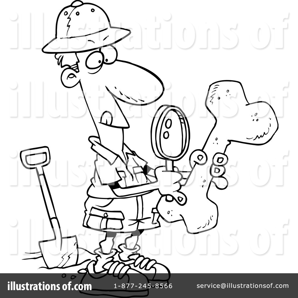 Archaeology Clipart