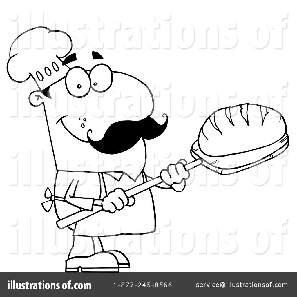 Baker Clipart