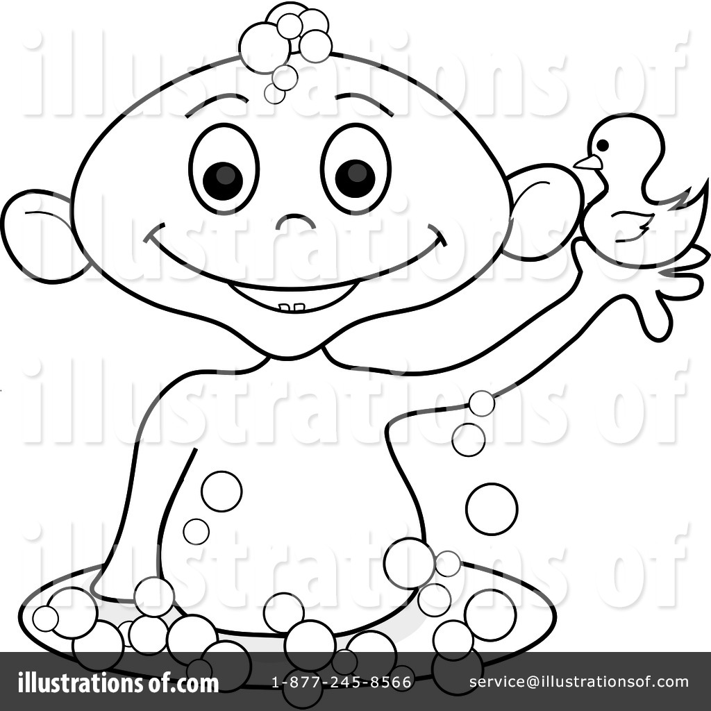 Rubber Ducky Clipart