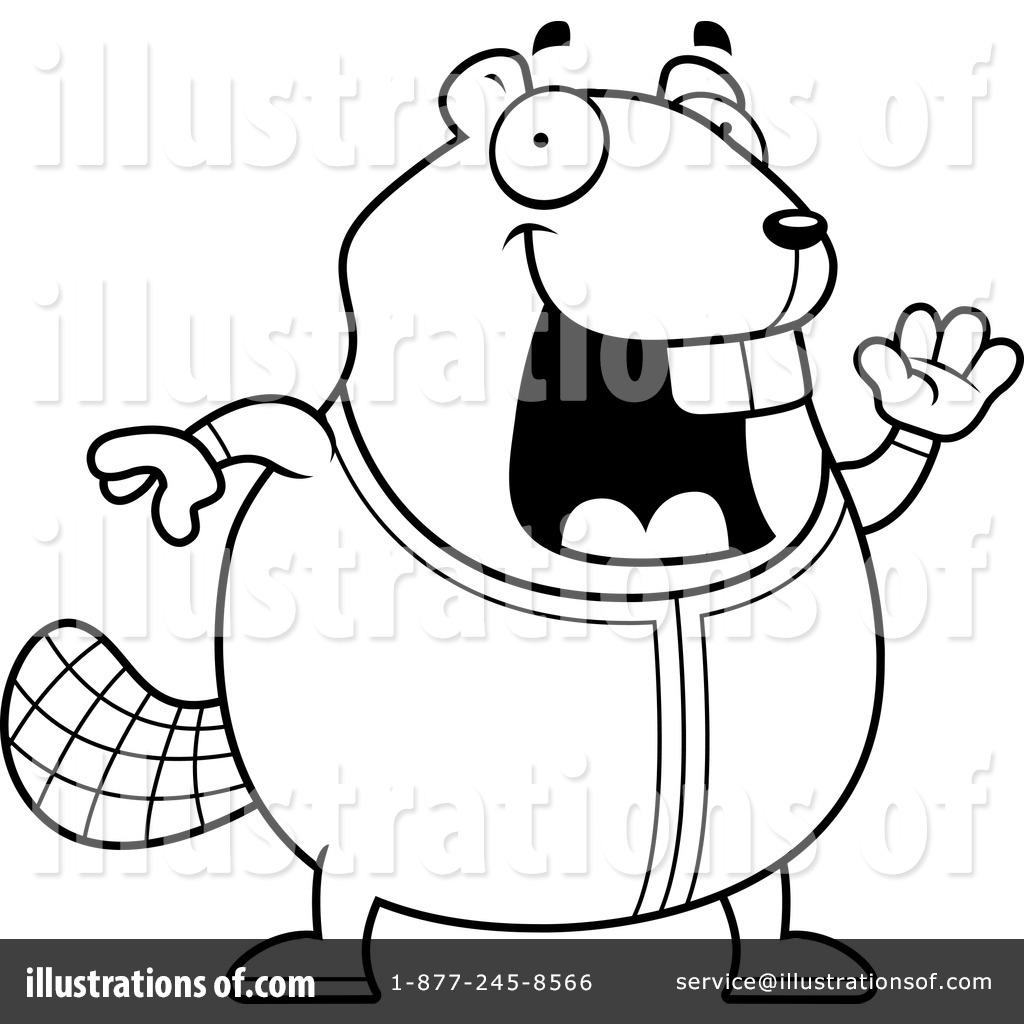 Beaver Clipart