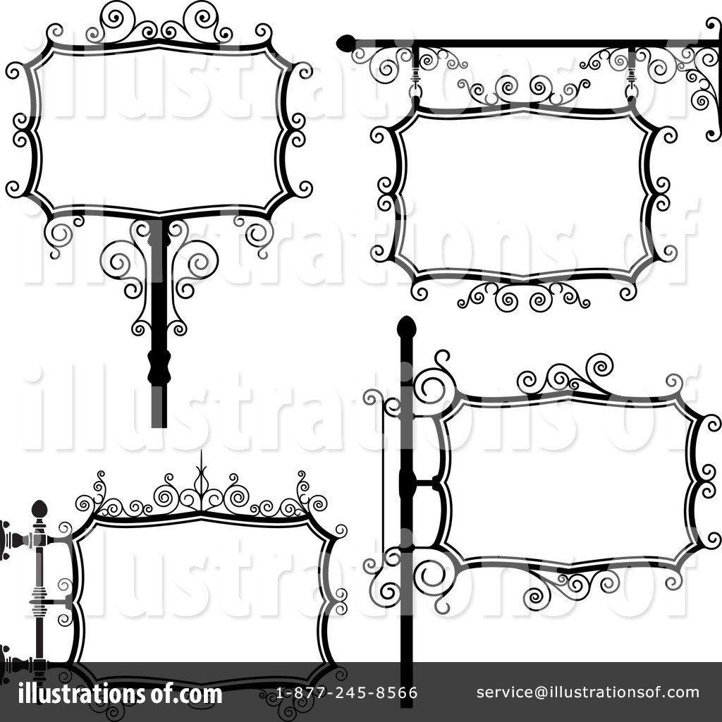 Blank Sign Clipart
