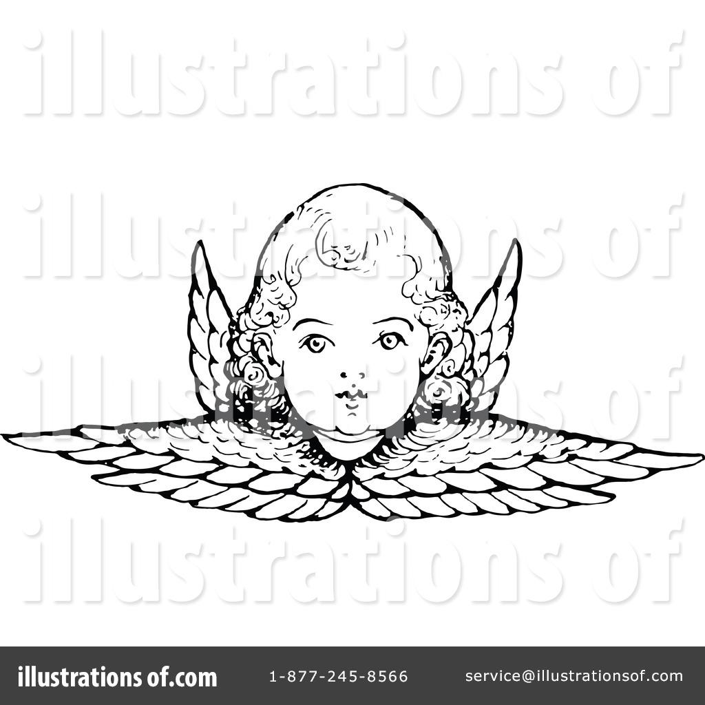 cherub clipart