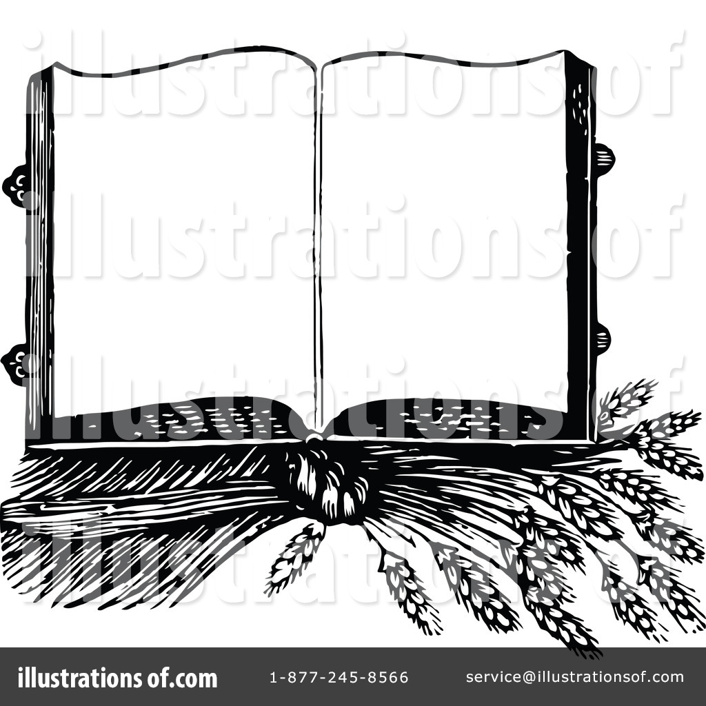 Cook Book Clipart