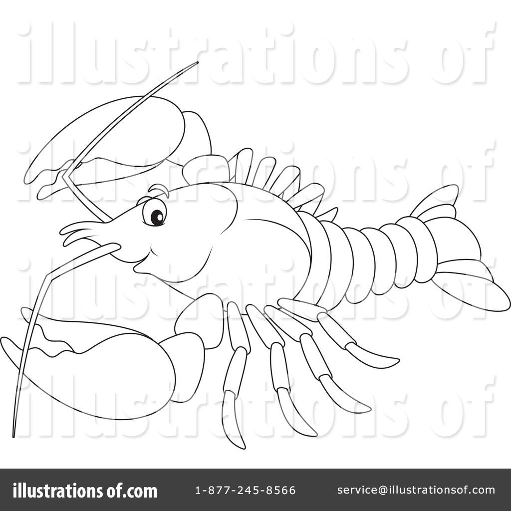 Crayfish Clipart