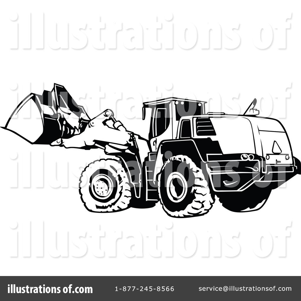 Excavator Clipart