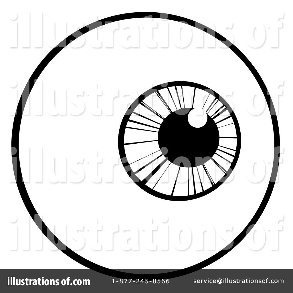 Eyeball Clipart