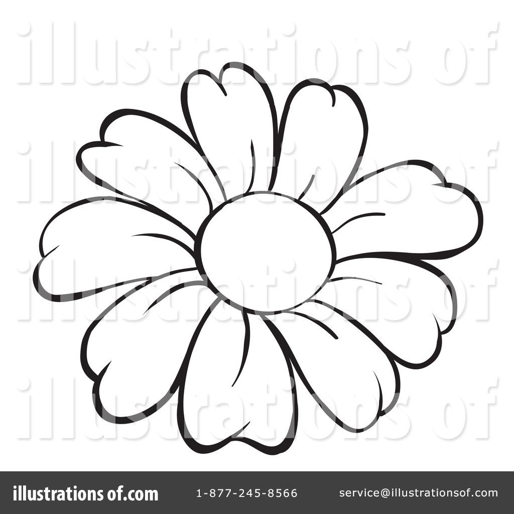 royalty free rf flower clipart illustration by colematt stock