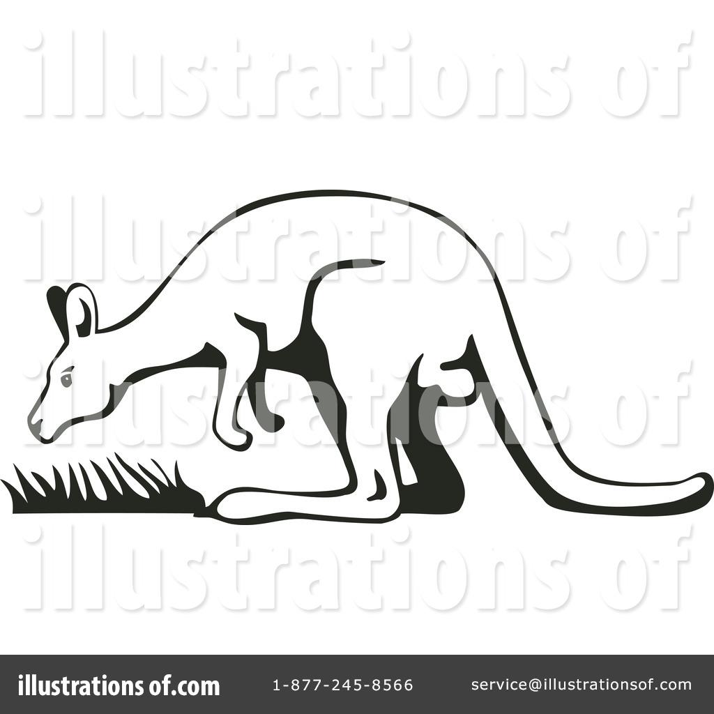 Kangaroo Clipart