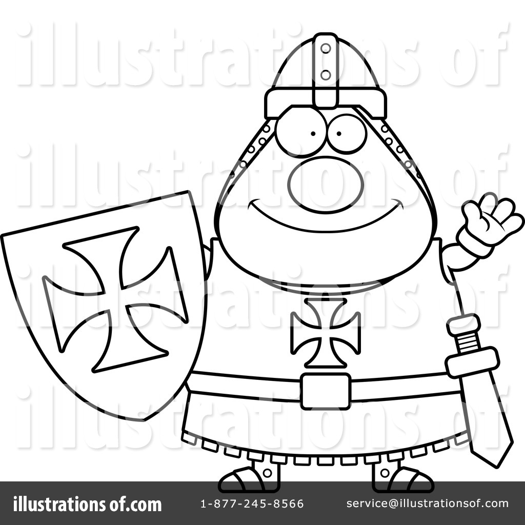Knight Templar Clipart