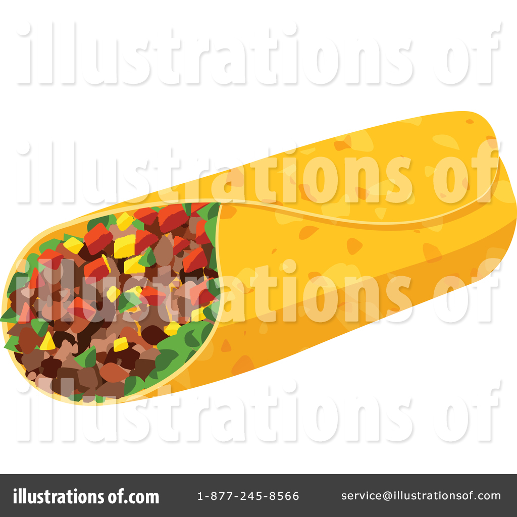 Mexican Food Clipart 1532477 Illustration By Vector Tradition Sm