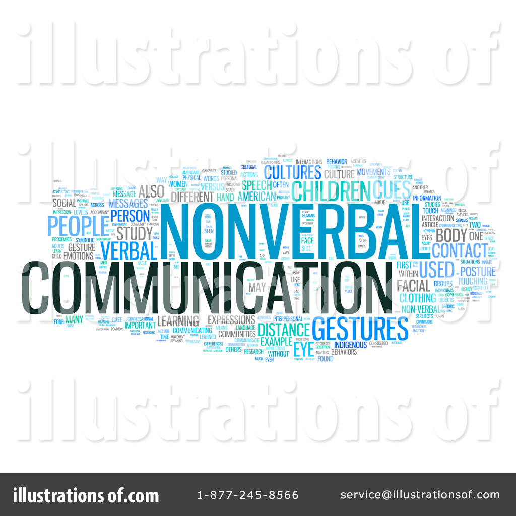 Nonverbal Communication Clipart