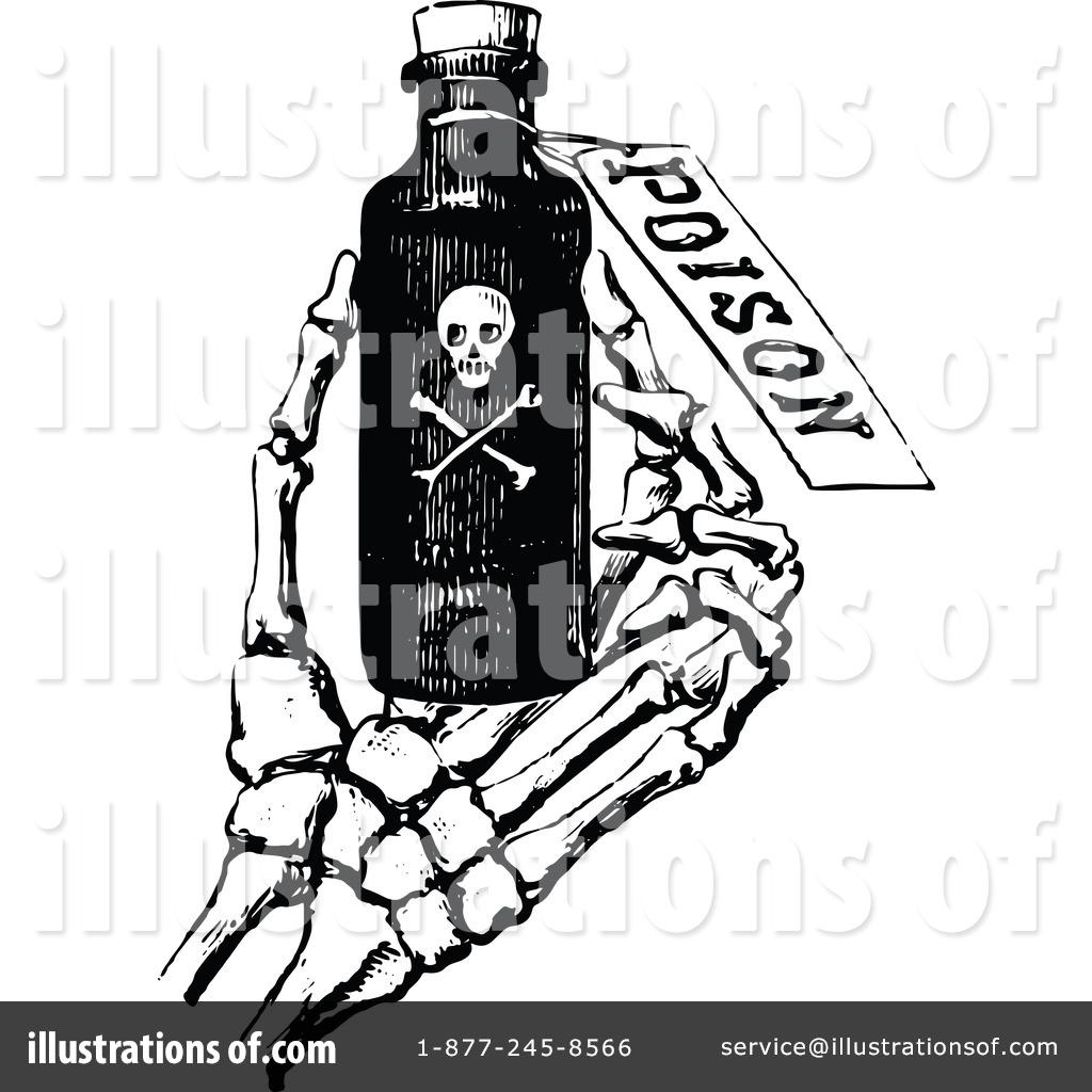 Poison Clipart